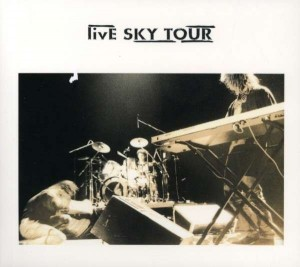 Live Sky Tour album cover, July 13, 1993