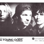 1992, The Young Gods, © Johan Jacobs