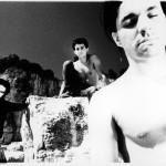 1987, The Young Gods, © Yvonne Baumann