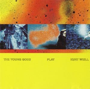 Play Kurt Weill album cover, April 1991