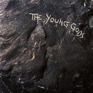 The Young Gods album cover, April 1987