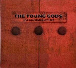 Live Noumatrouff 1997 album cover, May 15, 2001