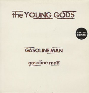 Gasoline Man single cover, September 1992