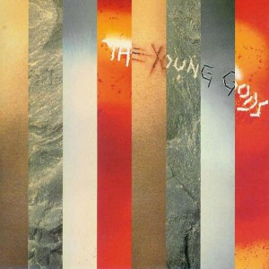The Young Gods Promo album cover, 1995