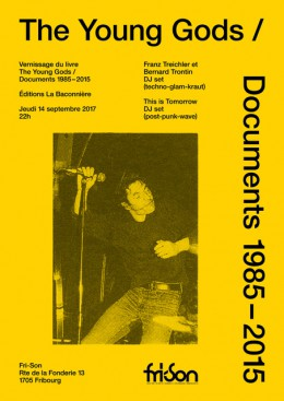 The Young Gods / Documents 1985-2015