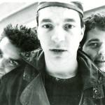 1987, The Young Gods, © Amsel Schau
