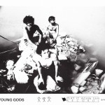1989, The Young Gods, © Yvonne Baumann