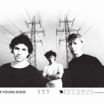 1992, The Young Gods, © Yvonne Baumann