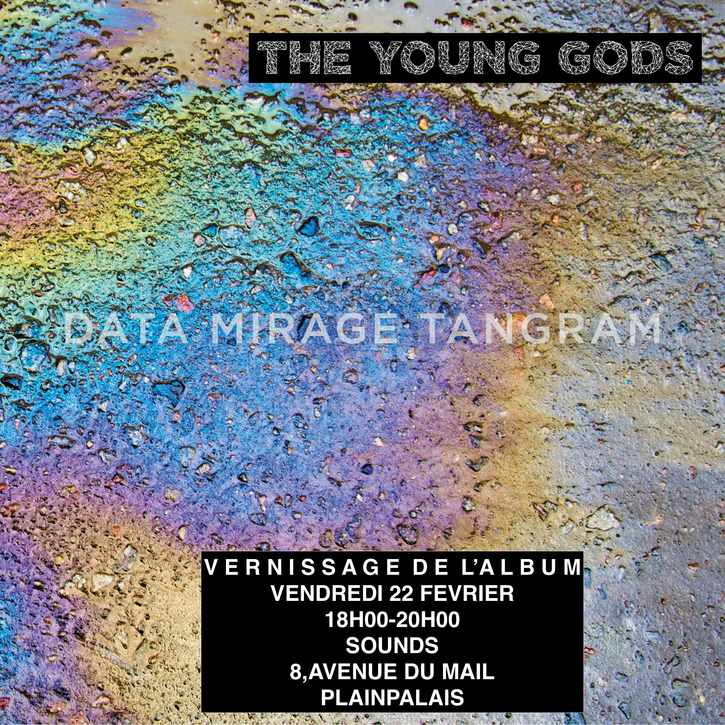 RELEASE PARTY - The Young Gods