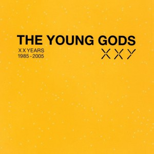 XX Years 1985-2005 album cover, November 10, 2005