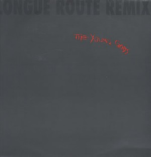 Longue Route - Remix single cover, March, 1990