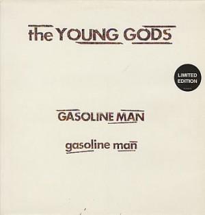 Gasoline Man single cover, September 1992