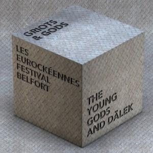 Griots And Gods - Live @ Eurockéennes Festival - Belfort live album cover, December 10, 2010