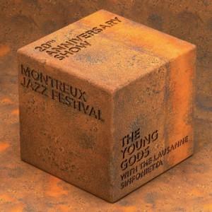 20th Anniversary show - Montreux Jazz Festival album cover, December 10, 2010.