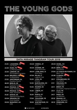 DATA MIRAGE TANGRAM TOUR 2019